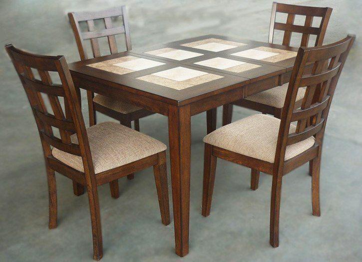 Стол lt t13303 honey oak/ плитка 2 тона
